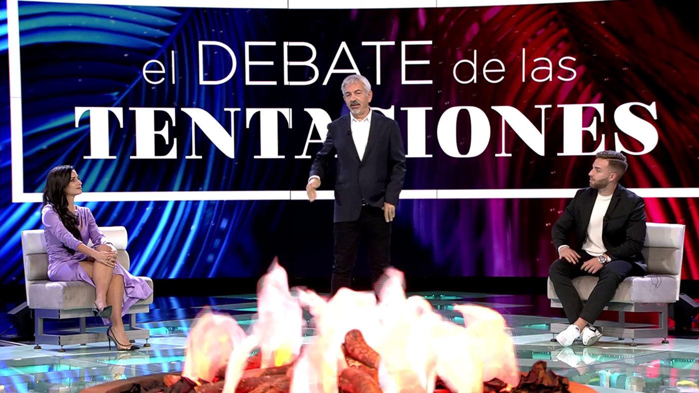 Debates Un cara a cara a fuego de los principales protagonistas - Debate 5