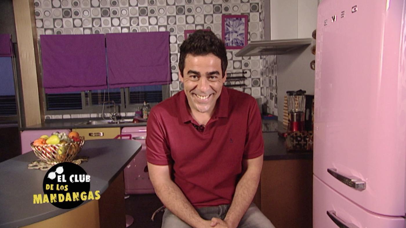Especiales Amador (Pablo Chiapella) - El club de los mandangas 10