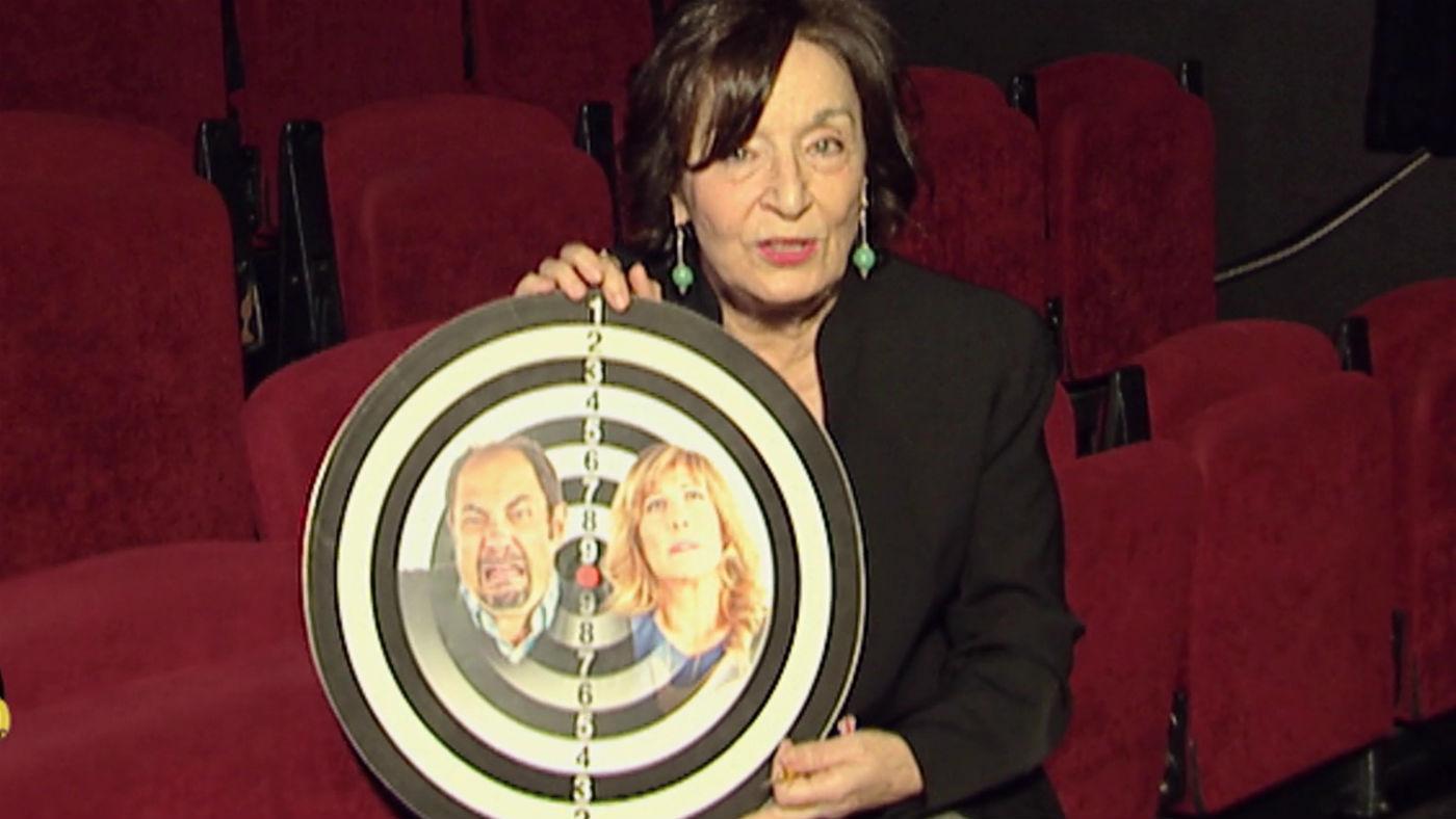 Especiales Doña Fina (Petra Martínez) - El club de los mandangas 3