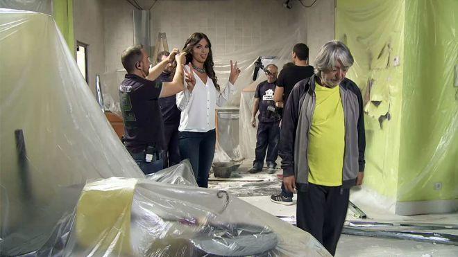Making Of Así se grabó el episodio 114 - Making of 34