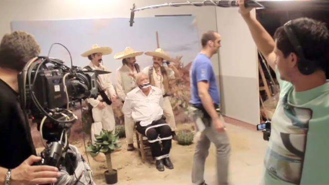 Making Of Así se rodó el último episodio de la temporada - 'Making of 13'