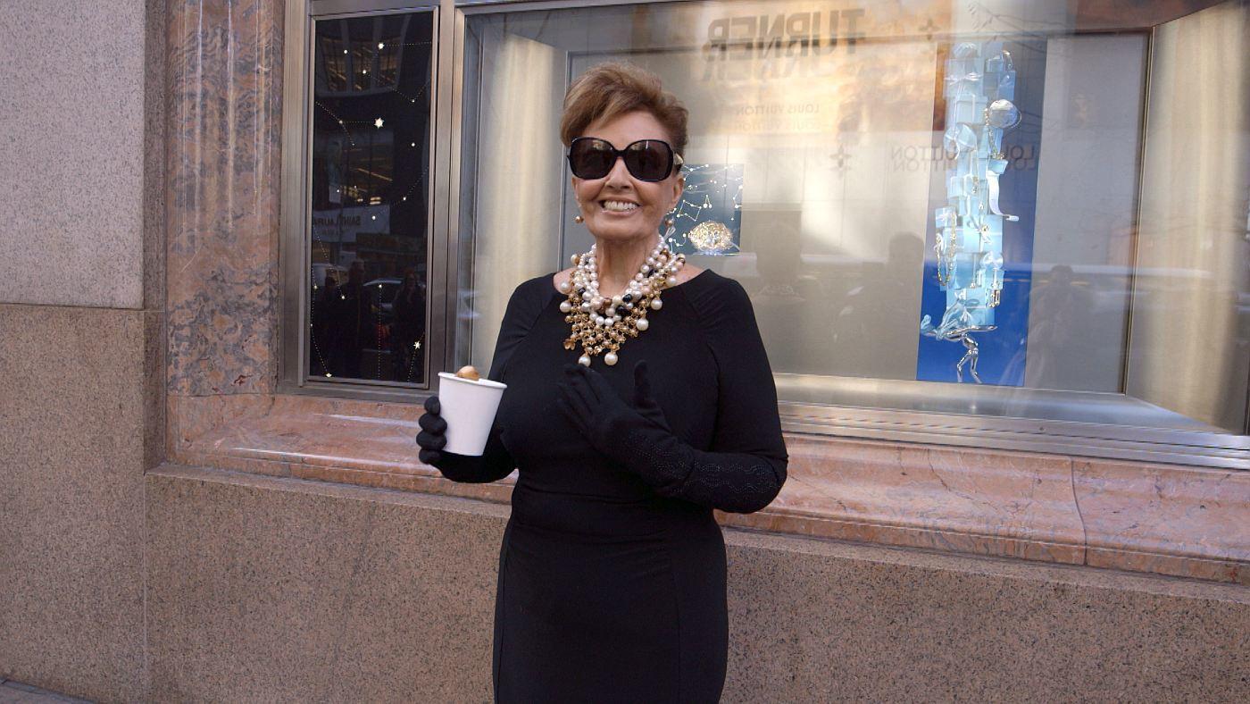 Temporada 3 Programa 8 - Nueva York: Audrey, Marilyn, Carrie y las Campos