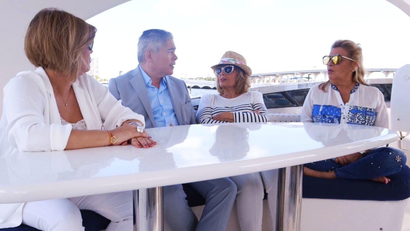 Temporada 3 Programa 9 - Miami: Sol, playa y papada