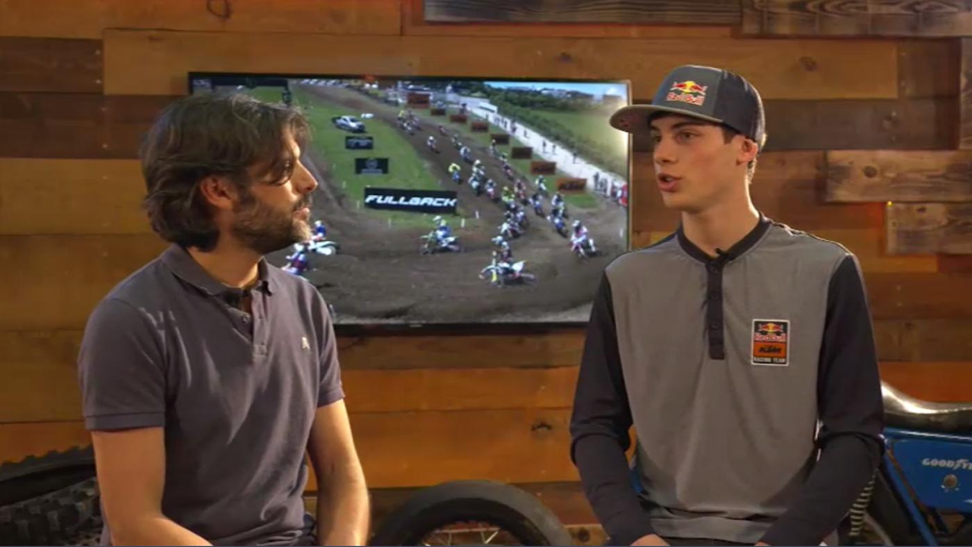 Temporada 1 Programa 1 - Jorge Prado apadrina 'Locos por las motos'