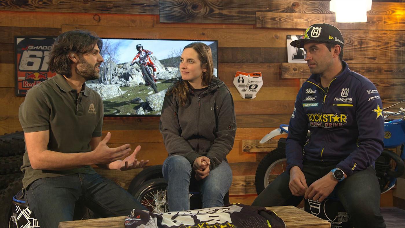 Temporada 1 Programa 3 - Los Gómez, una familia única en el mundo de la moto en España