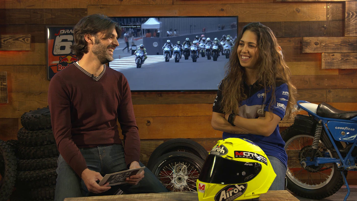 Temporada 1 Programa 4 - María Herrera, a por el Mundial de Supersport 600