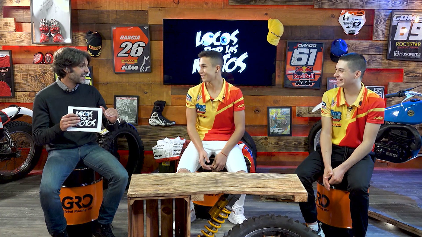 Temporada 2 Programa 53 - RFME MX Junior Team