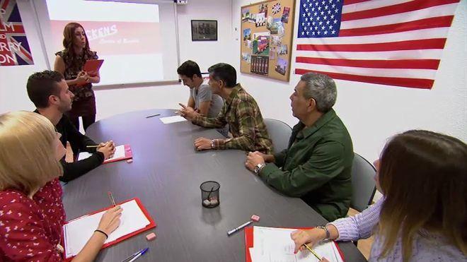 Temporada 1 Programa 4 - Los Chunguitos aprenden inglés