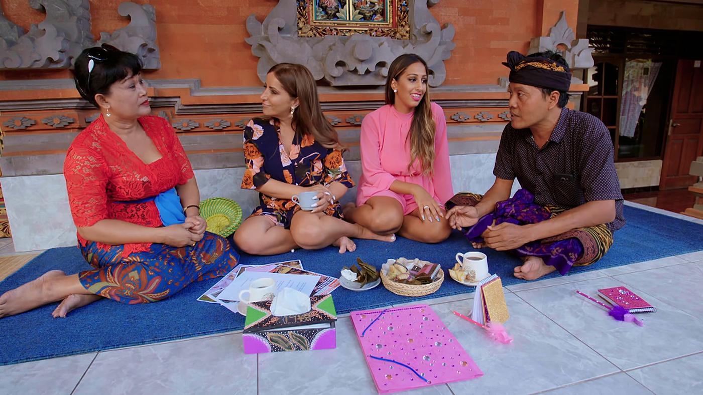 Temporada 5 Programa 40 - Las Salazar llegan a Bali en busca de 'brilli-telas'