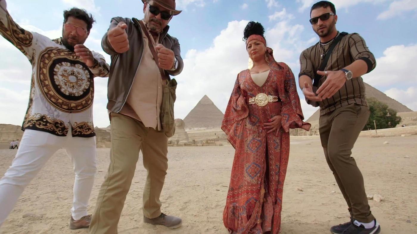 Temporada 5 Programa 45 - La gran aventura egipcia de los Fernández Navarro
