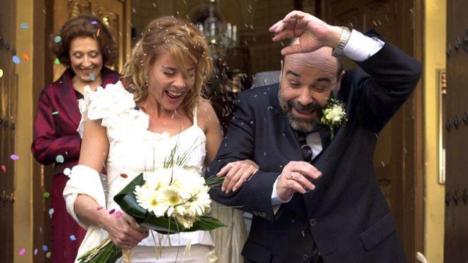 Temporada 1 Capítulo 1 - Ya se han casado