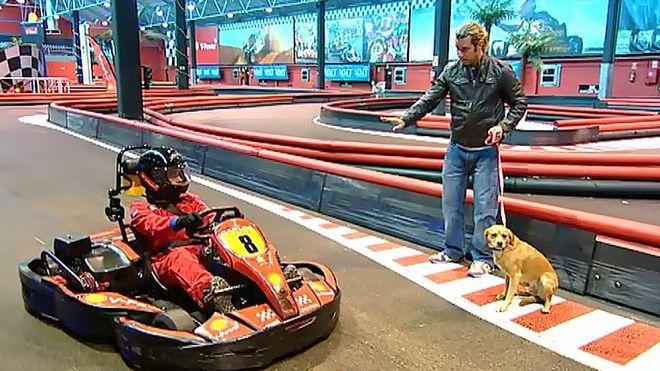 Temporada 2 Programa 21 - Una carrera de karts para rehabilitar a Desmos