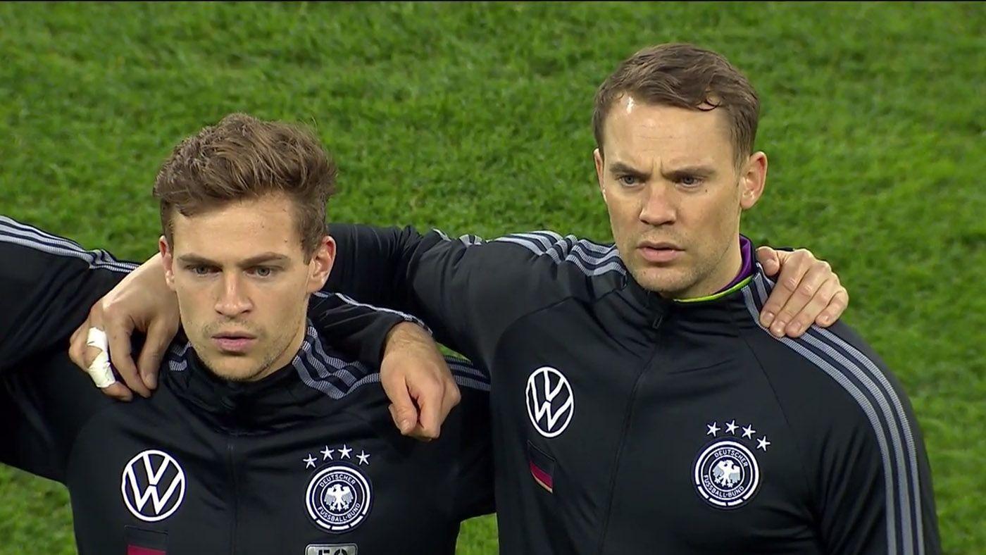 Clas. Mundial 2022 Rumanía - Alemania - Rumanía - Alemania