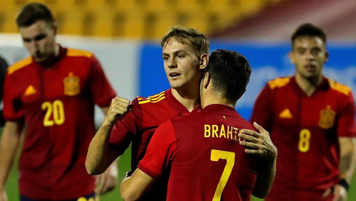 Sub 21 España - Kazajistán - España - Kazajistán