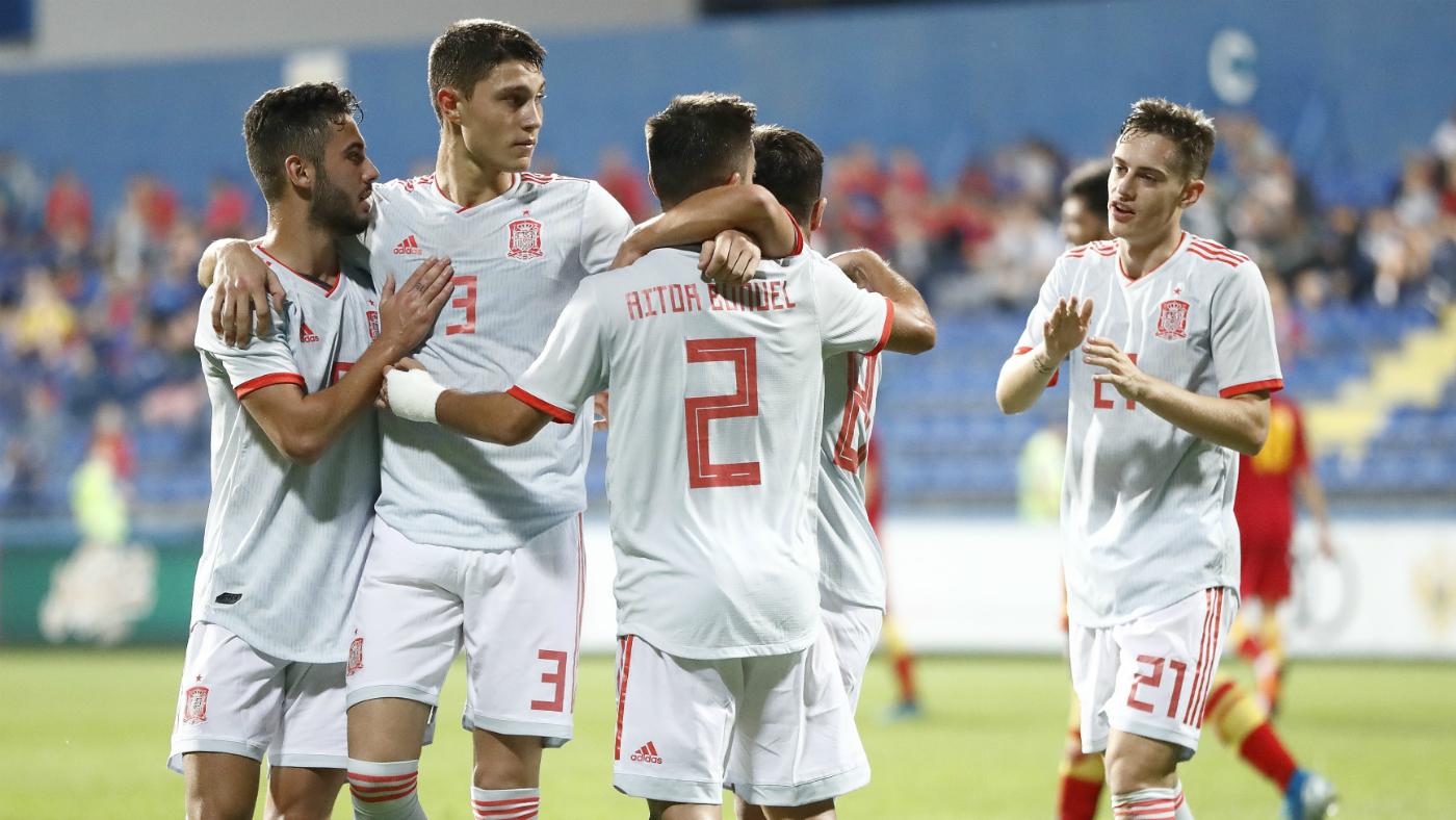 Sub 21 Montenegro - España - Montenegro - España