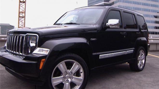 Temporada 2012 Programa 159 - Chrysler da un cambio de cara al 'Liberty' de Jeep