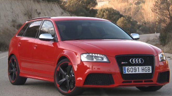 Temporada 2012 Programa 160 - Las siete velocidades del Audi RS3 Sportback