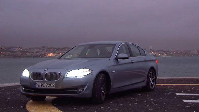 Temporada 2012 Programa 162 - BMW ActiveHybrid 5, ecología y potencia