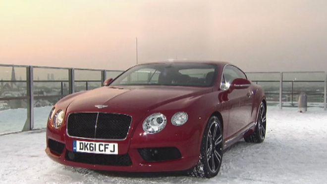 Temporada 2012 Programa 164 - Consumo y eficacia en el Continental GT de Bentley