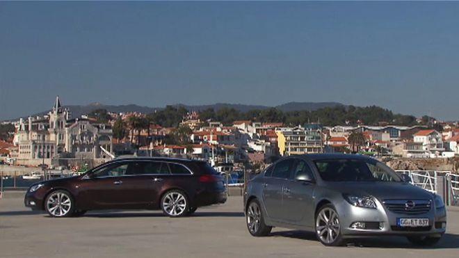 Temporada 2012 Programa 165 - La sorpresa del nuevo Opel Insignia BiTurbo
