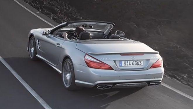 Temporada 2012 Programa 166 - AMG rediseña el Mercedes SL 63