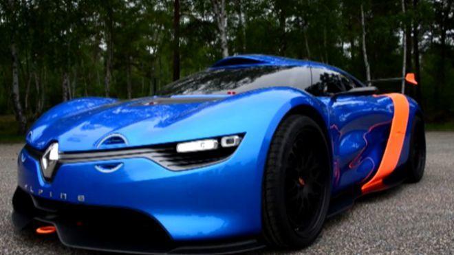 Temporada 2012 Programa 179 - Renault Alpine