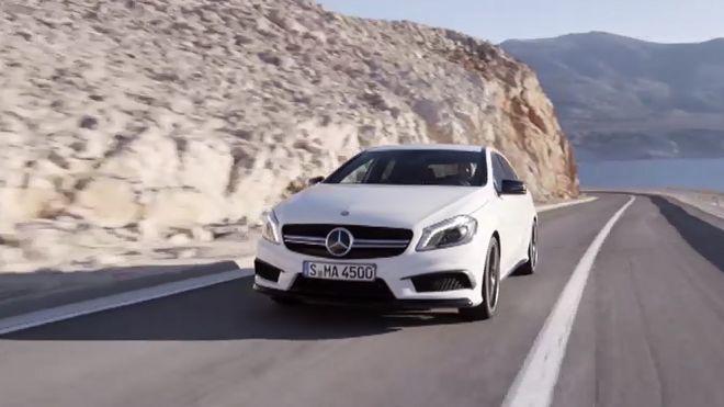 Temporada 2013 Programa 217 - El Mercedes clase A 45 AMG
