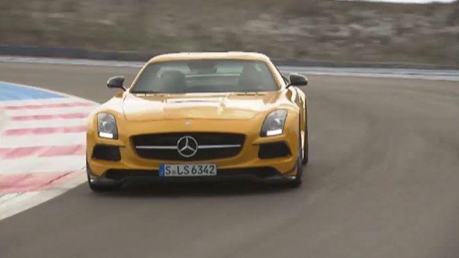 Temporada 2013 Programa 220 - Mercedes SLS