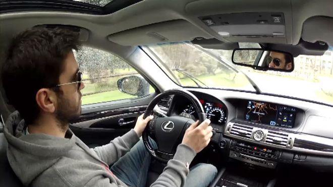 Temporada 2013 Programa 223 - Lexus L600 Híbrido