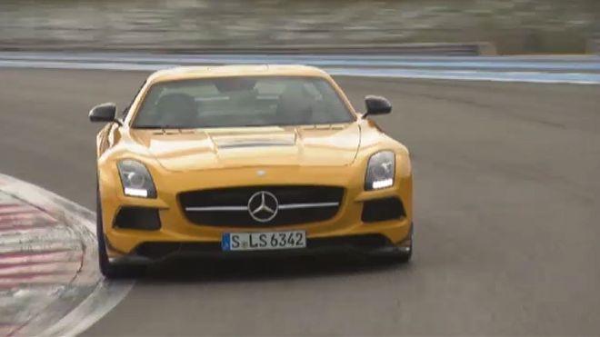 Temporada 2013 Programa 243 - Mercedes SLS Black serie