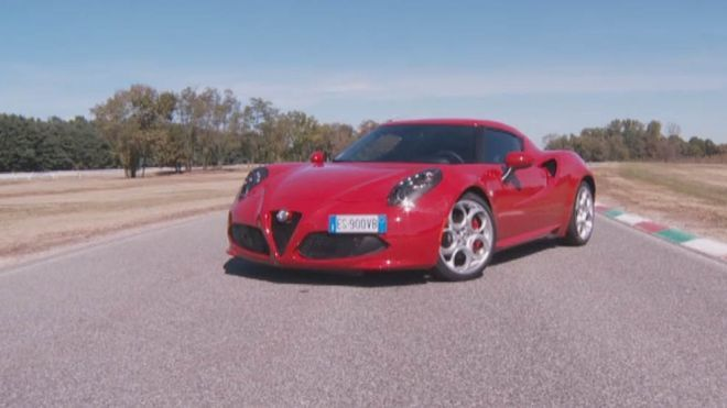 Temporada 2013 Programa 248 - Alfa Romeo 4C