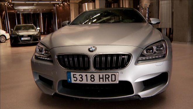 Temporada 2013 Programa 250 - BMW M6 Gran Coupé