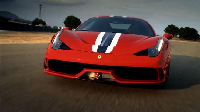 Temporada 2013 Programa 253 - Ferrari 458 Speciale