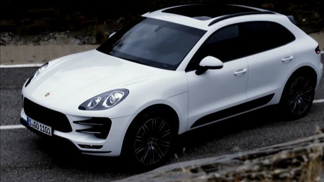 Temporada 2013 Programa 256 - Porsche Macan