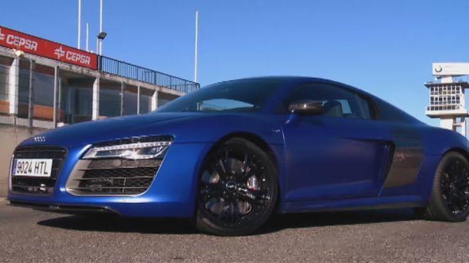 Temporada 2013 Programa 259 - Audi R8 V10 Plus