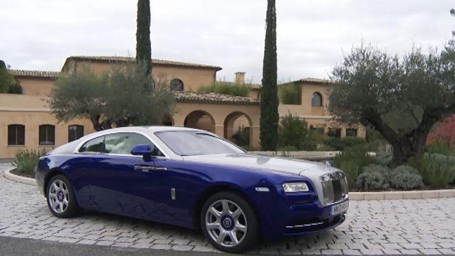 Temporada 2013 Programa 261 - Rolls Royce Wraith
