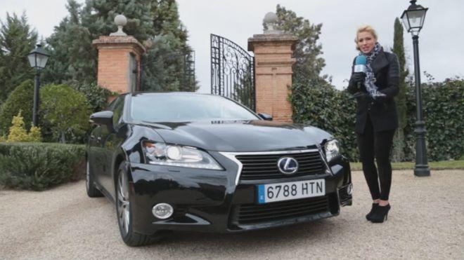 Temporada 2014 Programa 266 - Lexus GS300 Híbrido