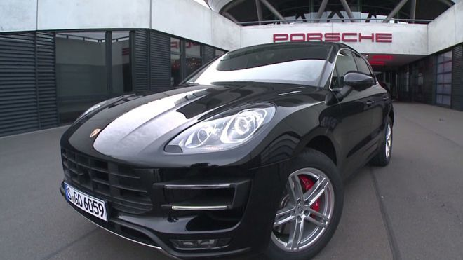 Temporada 2014 Programa 280 - Porsche Macan