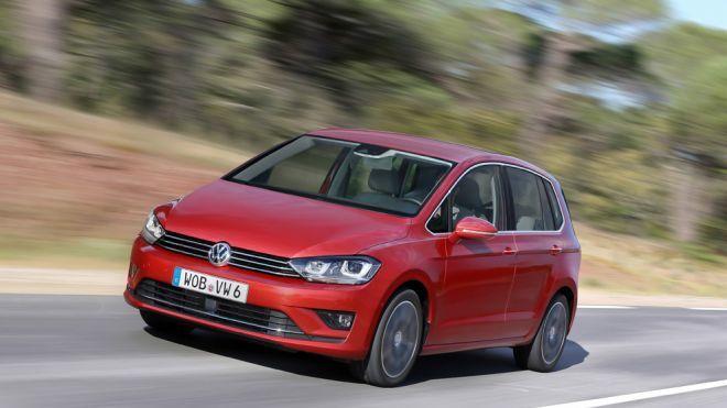 Temporada 2014 Programa 282 - Presentación Volkswagen Golf Sportsvan