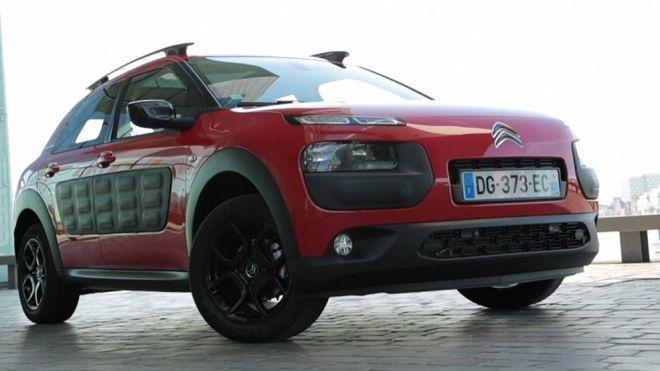 Temporada 2014 Programa 289 - Presentación Citroën C4 Cactus en Ámsterdam