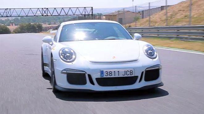 Temporada 2015 Programa 343 - El Porsche 911 GT3 vuela en el Jarama