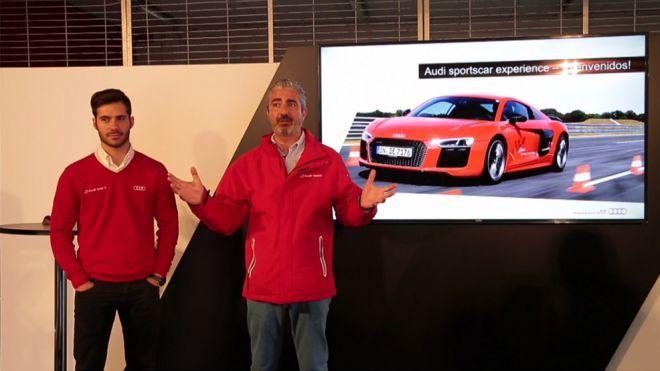 Temporada 2015 Programa 361 - En la escuela de conducción de Audi