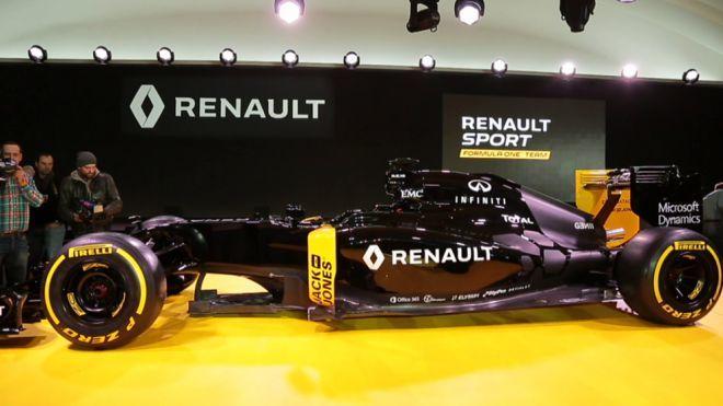 Temporada 2016 Programa 371 - Lo nuevo de Renault en la Fórmula 1