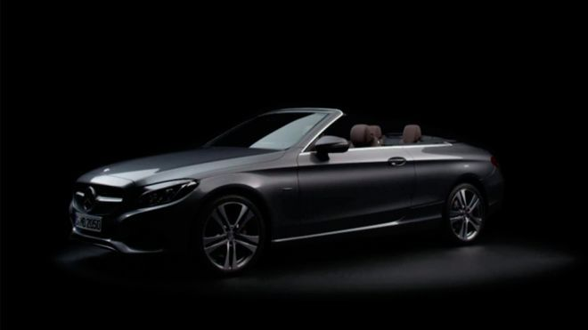 Temporada 2016 Programa 376 - Mercedes clase C descapotable