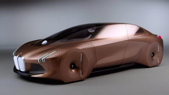 Temporada 2016 Programa 379 - BMW Vision Next 100