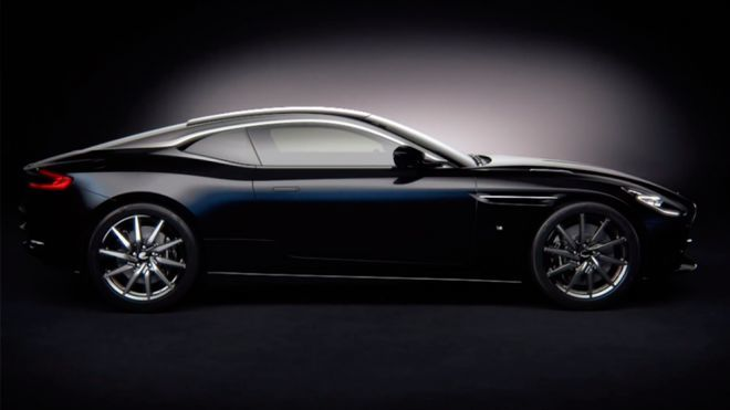 Temporada 2016 Programa 390 - Aston Martin DB11
