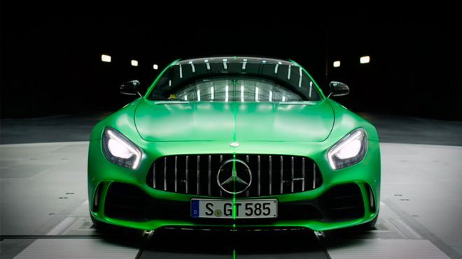 Temporada 2016 Programa 392 - Mercedes AMG GT R