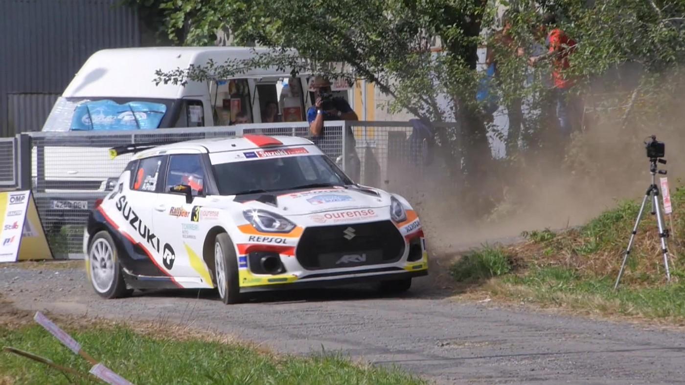 Rallyes Ferrol, nueva cita del Rally Team Spain - Progr. 1