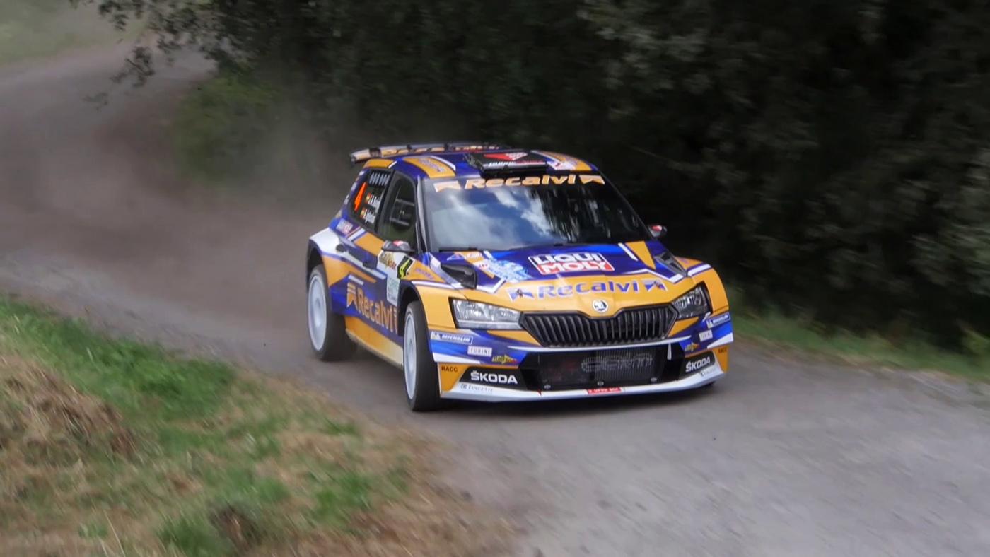 Rallyes Ferrol - Progr. 18