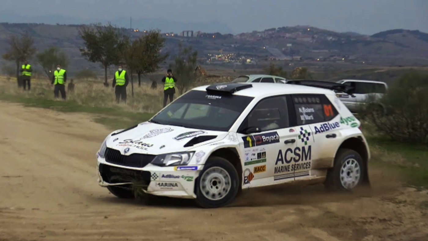 Rallyes Madrid - Progr. 22